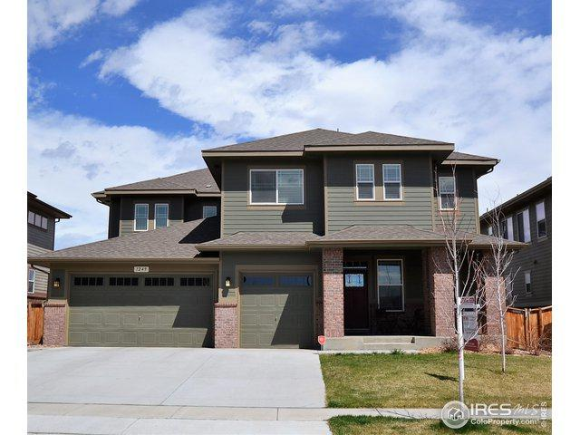 1249 W 171st Pl, Broomfield, CO 80023 (MLS #878080) :: The Lamperes Team