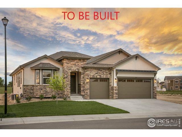 839 Shirttail Peak Dr, Windsor, CO 80550 (MLS #878083) :: Kittle Real Estate