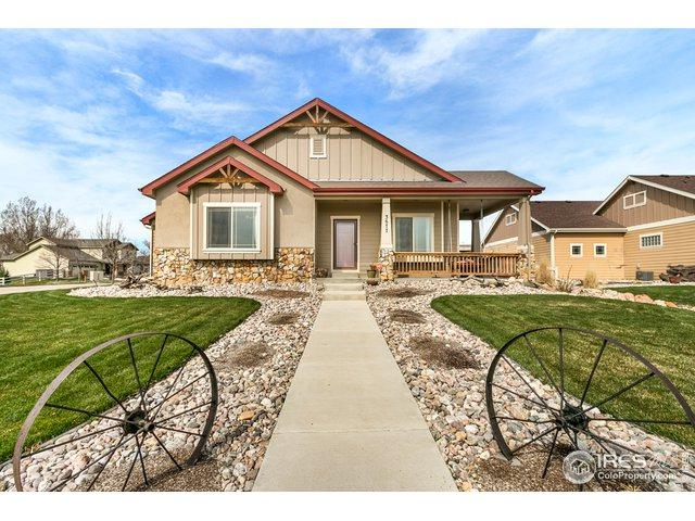 3677 Main St, Timnath, CO 80547 (MLS #878099) :: The Lamperes Team