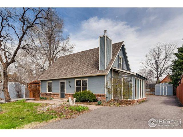 408 Sol Ct, Fort Collins, CO 80524 (MLS #878136) :: June's Team