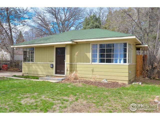 1224 W Mulberry St, Fort Collins, CO 80521 (MLS #878140) :: Keller Williams Realty