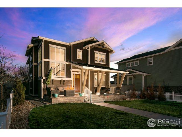 740 Hutchinson St, Louisville, CO 80027 (MLS #878149) :: The Bernardi Group at Coldwell Banker