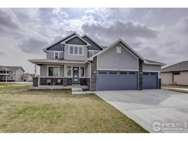 1624 Colorado Pkwy, Eaton, CO 80615 (MLS #878160) :: 8z Real Estate
