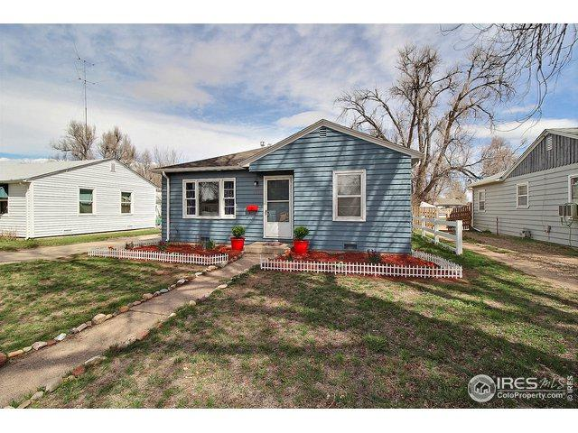1705 6th St, Greeley, CO 80631 (MLS #878163) :: Keller Williams Realty