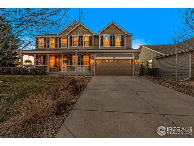 1644 Mallard Dr, Johnstown, CO 80534 (MLS #878164) :: Kittle Real Estate