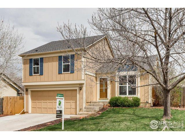 912 Clover Cir, Lafayette, CO 80026 (MLS #878165) :: The Bernardi Group