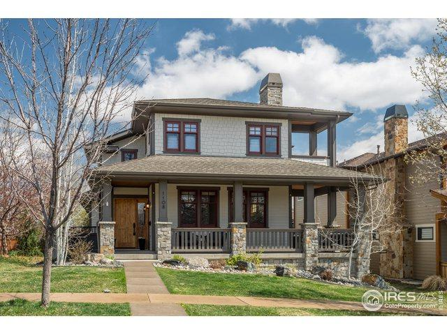 1108 Grant Ave, Louisville, CO 80027 (MLS #878171) :: Tracy's Team
