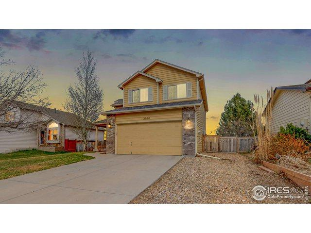 2100 72nd Ave, Greeley, CO 80634 (MLS #878174) :: Keller Williams Realty