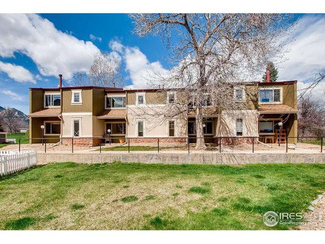 919 W Moorhead Cir B, Boulder, CO 80305 (MLS #878176) :: Sarah Tyler Homes