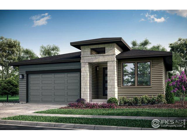 2802 Vallecito St, Timnath, CO 80547 (MLS #878184) :: The Lamperes Team