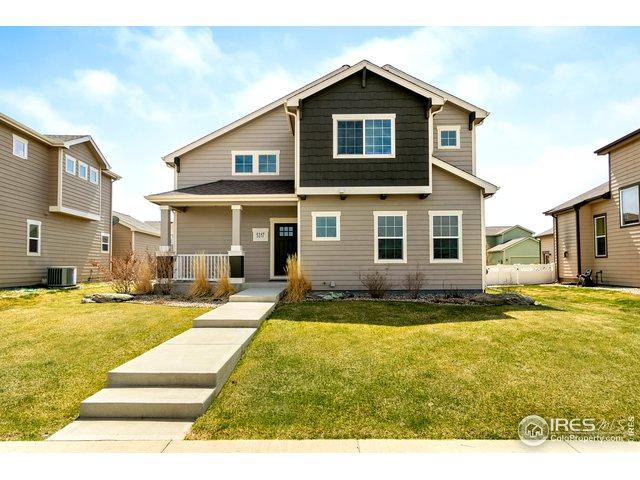 5317 School House Dr, Timnath, CO 80547 (MLS #878185) :: The Lamperes Team