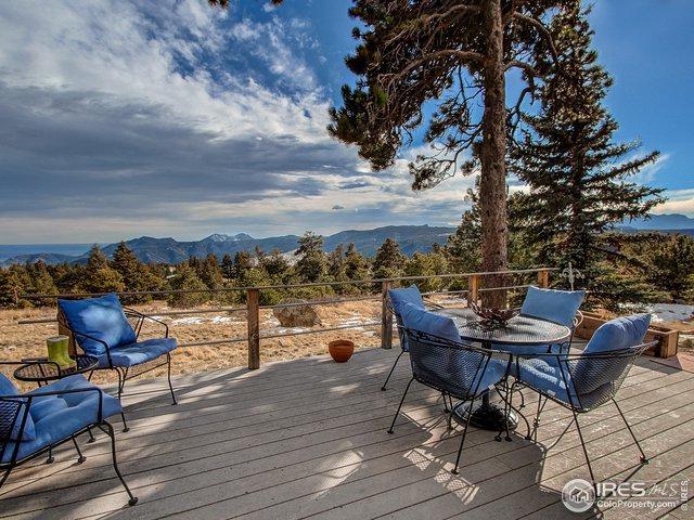 54 Sugarloaf Mountain Rd, Boulder, CO 80302 (MLS #878199) :: The Bernardi Group