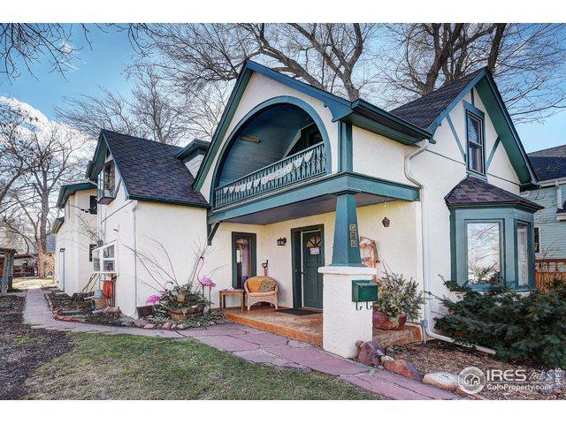 536 Maxwell Ave, Boulder, CO 80304 (MLS #878201) :: The Bernardi Group