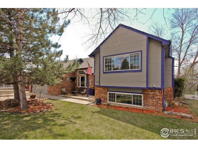 1811 Lashley St, Longmont, CO 80504 (MLS #878208) :: Keller Williams Realty