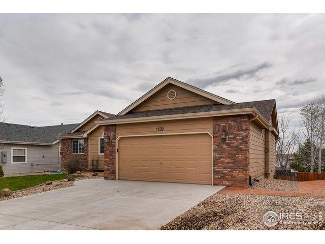 1730 68th Ave, Greeley, CO 80634 (MLS #878209) :: Keller Williams Realty