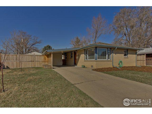 1145 Grant St, Longmont, CO 80501 (MLS #878220) :: Keller Williams Realty