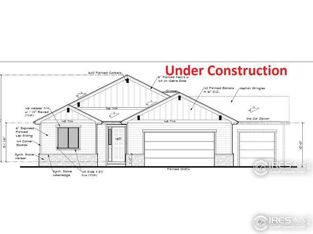 5079 Long Dr, Timnath, CO 80547 (MLS #878221) :: The Lamperes Team