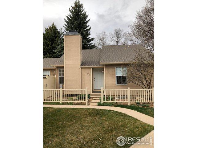 1980 Welch St #35, Fort Collins, CO 80525 (MLS #878223) :: Keller Williams Realty