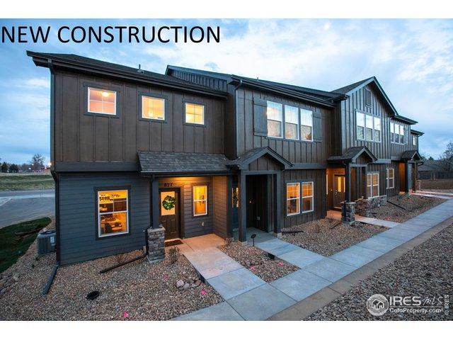 171 S 8th St, Berthoud, CO 80513 (MLS #878226) :: Kittle Real Estate