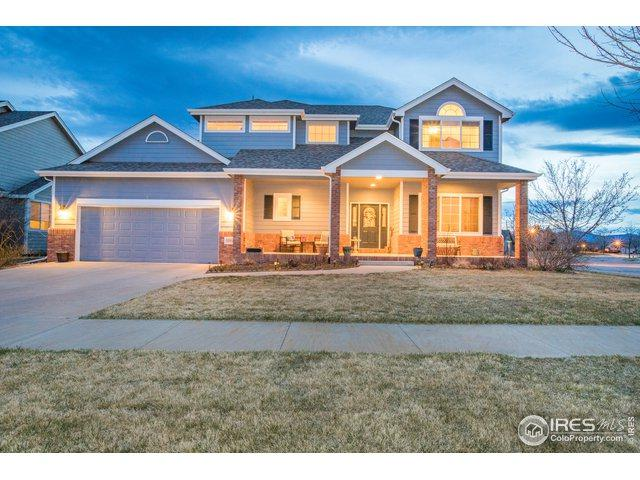 3395 Laplata Ave, Loveland, CO 80538 (MLS #878258) :: Downtown Real Estate Partners