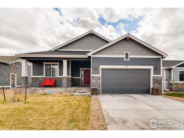 2068 Wagon Train Dr, Milliken, CO 80543 (#878259) :: The Griffith Home Team