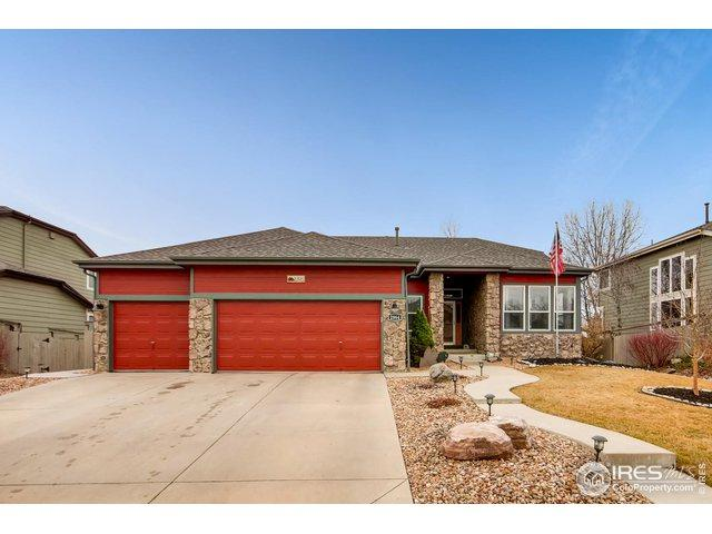 2864 Blue Jay Way, Lafayette, CO 80026 (MLS #878272) :: The Bernardi Group at Coldwell Banker