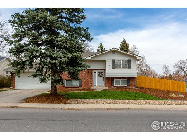 8807 W Woodard Dr, Lakewood, CO 80227 (#878275) :: The Griffith Home Team