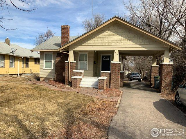 2106 8th Ave, Greeley, CO 80631 (MLS #878277) :: Keller Williams Realty