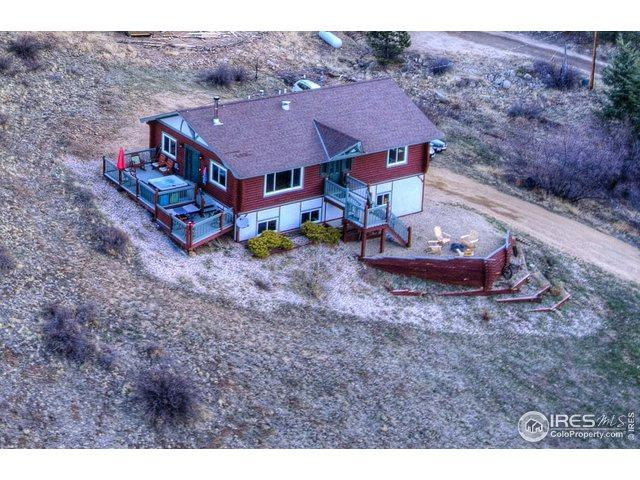 1166 Pine Tree Dr, Estes Park, CO 80517 (MLS #878279) :: Keller Williams Realty