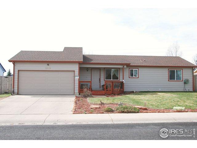2515 Baxter Pl, Fort Collins, CO 80526 (MLS #878286) :: Keller Williams Realty