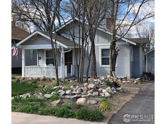 1317 12th St, Greeley, CO 80631 (MLS #878289) :: 8z Real Estate