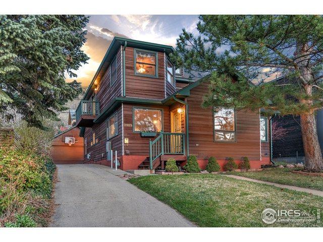 2909 4th St, Boulder, CO 80304 (MLS #878298) :: 8z Real Estate
