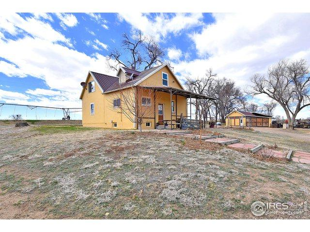 38028 County Road 51, Eaton, CO 80615 (MLS #878300) :: The Lamperes Team