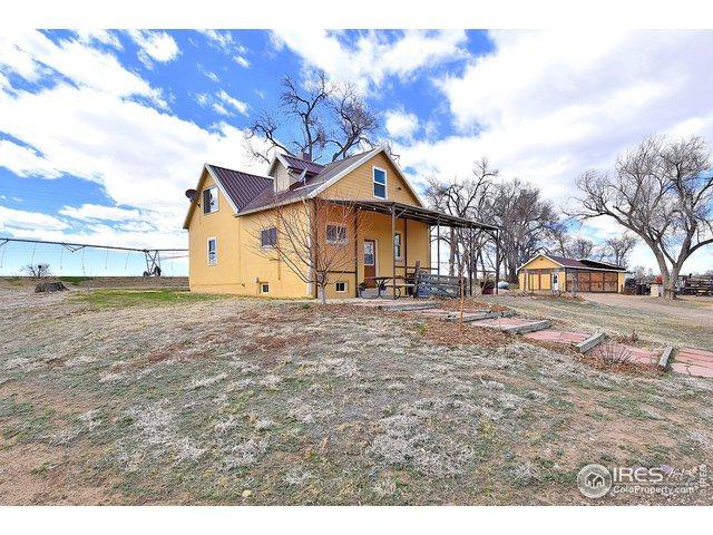 38028 County Road 51, Eaton, CO 80615 (MLS #878300) :: Keller Williams Realty