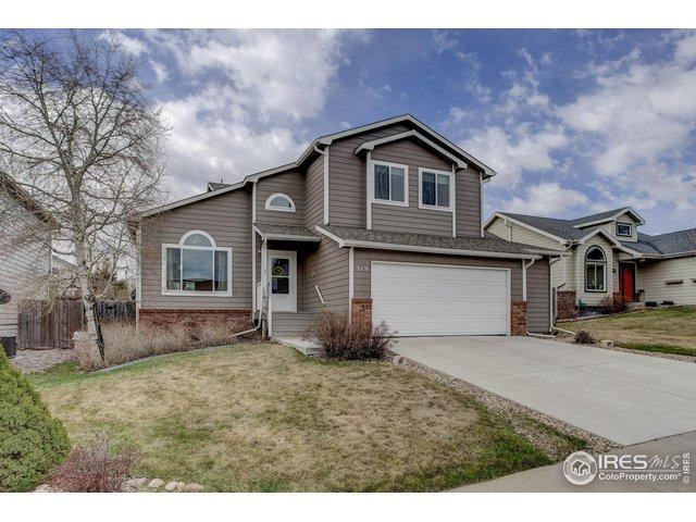 319 Dunne Dr, Fort Collins, CO 80525 (MLS #878301) :: Keller Williams Realty