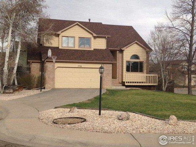 1756 Kent Ct, Loveland, CO 80538 (MLS #878325) :: Downtown Real Estate Partners