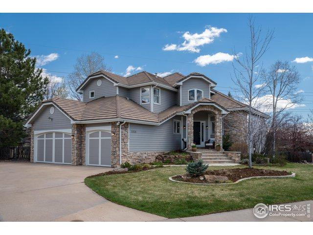 1150 Grove Ct, Louisville, CO 80027 (MLS #878333) :: The Bernardi Group at Coldwell Banker