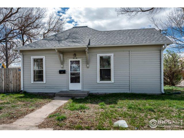 714 14th St, Greeley, CO 80631 (MLS #878334) :: Kittle Real Estate
