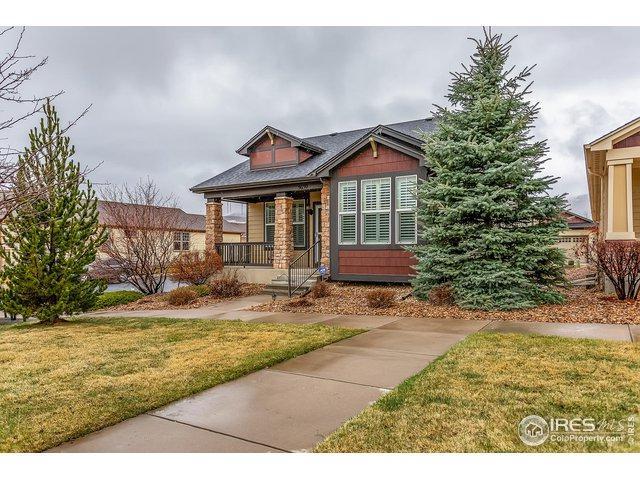 5650 Garnet St, Golden, CO 80403 (MLS #878337) :: Kittle Real Estate