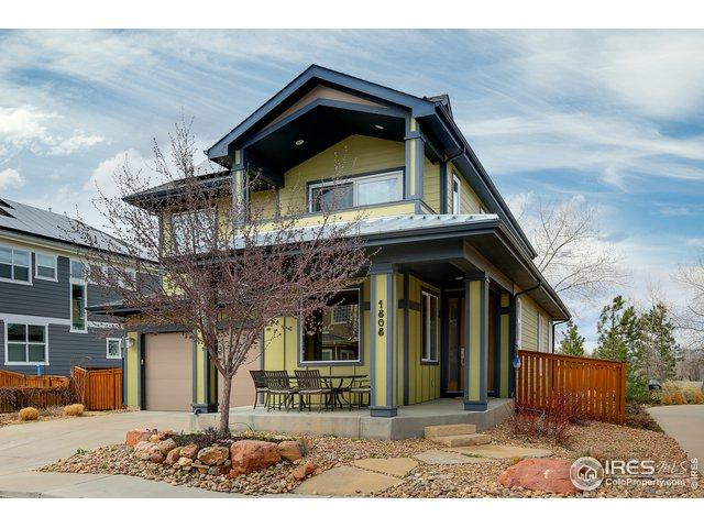 1808 Mary Ln, Boulder, CO 80304 (MLS #878339) :: Kittle Real Estate