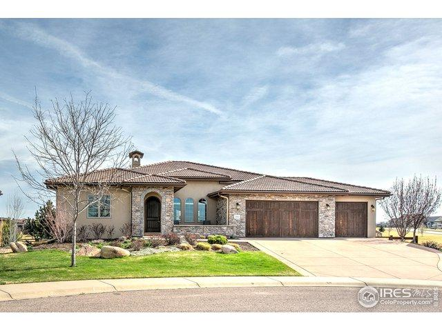 3900 Valley Crest Dr, Timnath, CO 80547 (MLS #878354) :: The Lamperes Team