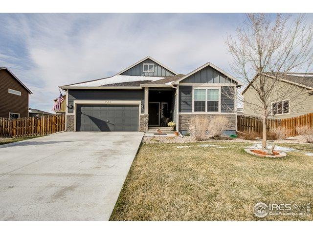 4544 Emerald Bay Ln, Wellington, CO 80549 (MLS #878370) :: The Lamperes Team