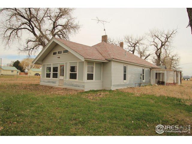 9643 County Road Y, Weldona, CO 80653 (MLS #878378) :: Sarah Tyler Homes
