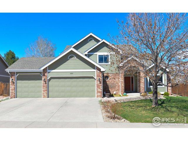 1814 Rolling Gate Rd, Fort Collins, CO 80526 (MLS #878392) :: The Lamperes Team