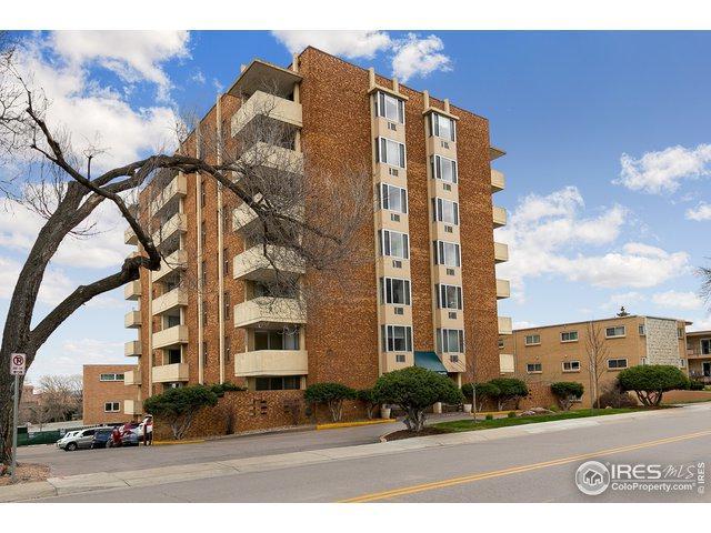 850 20th St #101, Boulder, CO 80302 (MLS #878395) :: Sarah Tyler Homes