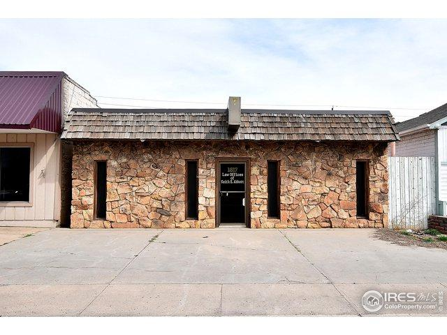 1817 9th St, Greeley, CO 80631 (MLS #878400) :: 8z Real Estate