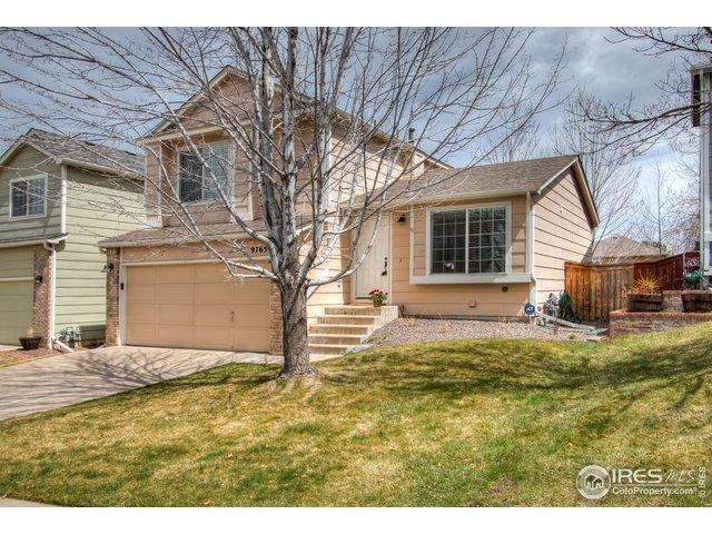 9765 Moss Rose Cir, Highlands Ranch, CO 80129 (#878401) :: The Dixon Group