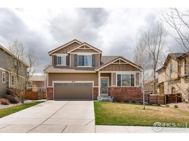 10157 Quintero St, Commerce City, CO 80022 (MLS #878403) :: Downtown Real Estate Partners