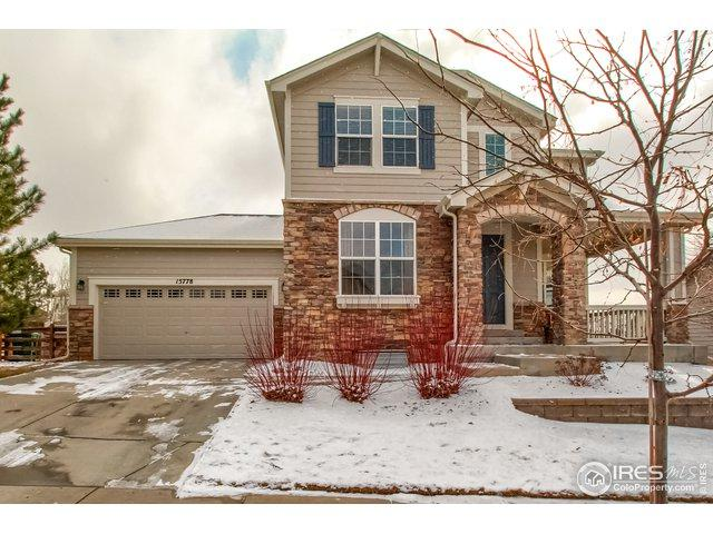 15778 E 108th Ave, Commerce City, CO 80022 (MLS #878412) :: 8z Real Estate