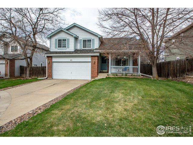 165 Cherrywood Ln, Louisville, CO 80027 (MLS #878433) :: The Bernardi Group at Coldwell Banker